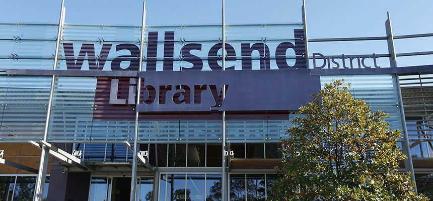 Wallsend District Library