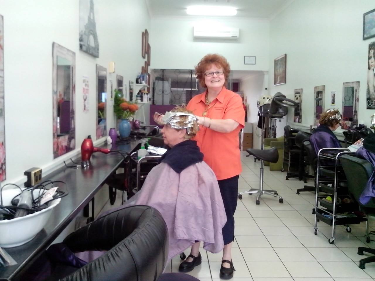 Julie's La Patite Hair, Nail and Beauty Salon -