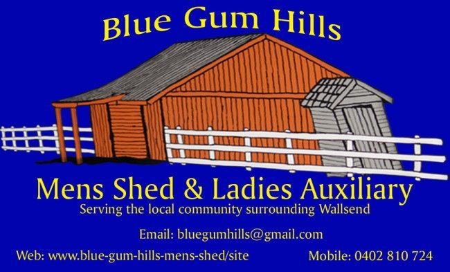 Blue Gum Hills Business Card