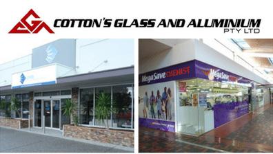 Cotton's Glass & Aluminium -
