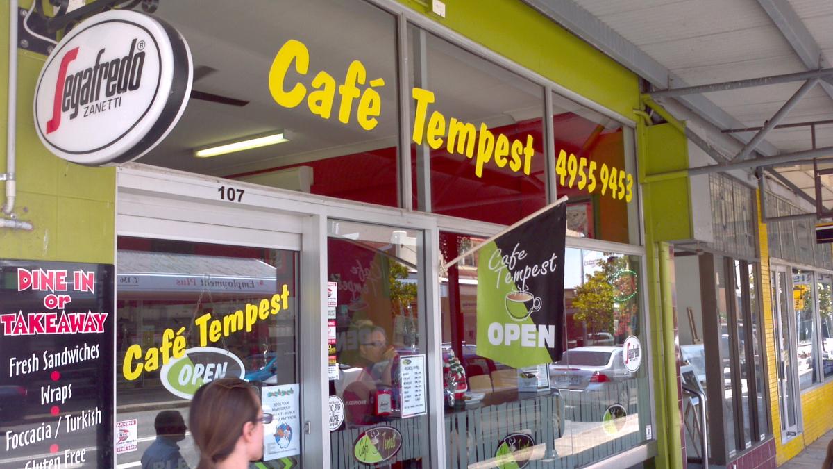 Café Tempest -