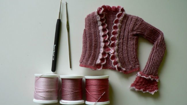 Stitch and Knit at Wallsend District Library -