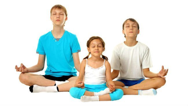 Wild Kids Yoga at Wallsend Library -