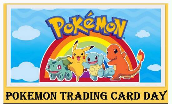Pokemon Trading Card Day -