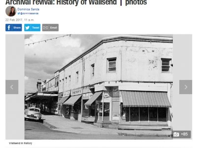 Archival Revival - History of Wallsend