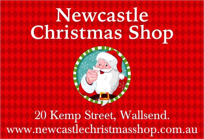 Newcastle Christmas Shop -