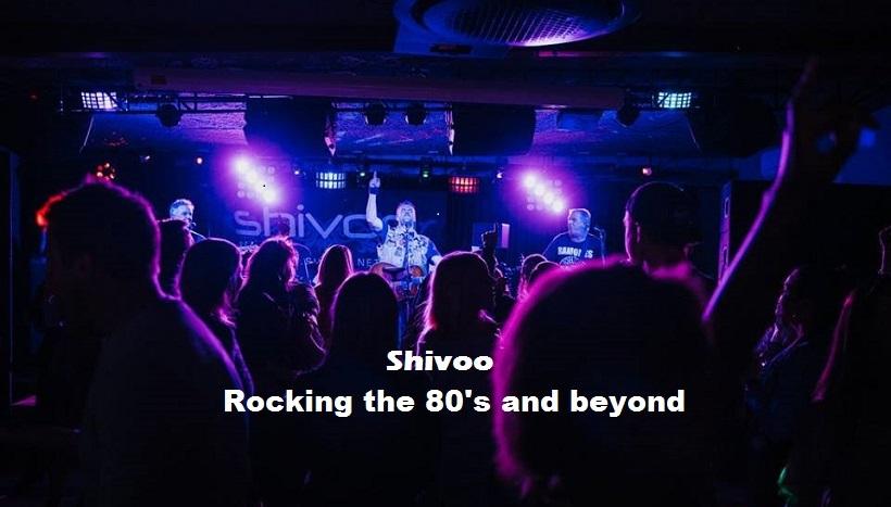 Shivoo at Mezz bar -