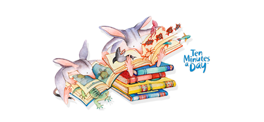 Ten Minutes a Day: Baby Book Time - Wallsend Library -